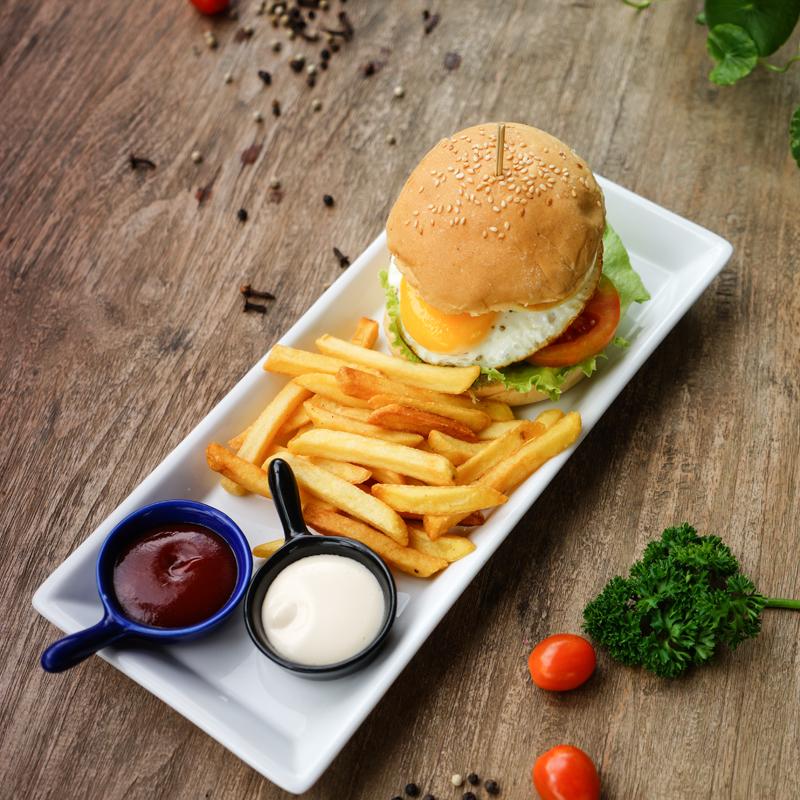 beef burger the shed bali ubud